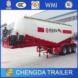 42cbm 60cbm 3axle Bulk Cement Tank Semi Trailer for Sale