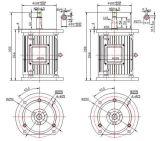 0.5-2kw Vertical Axial Wind Permanent Magnet Generator