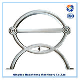 Aluminum Sand Casting Part for Garden Furniture Bench End