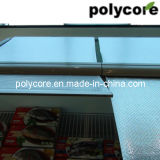 Night Cover Used in Refrigerated Display Cabinets to Save Energy