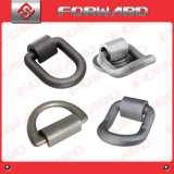 """3/4"""" Forged Mounting D Ring with Bracket"""