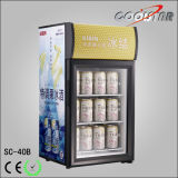 40L Countertop Glass Door Refrigerating Showcase (SC40B)
