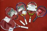 Junior Tennis Racket, Made of Aluminum