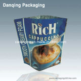 Plastic Food Packaging, Packaging Pouch, Stand up Zipper Pouch (DQ0001)