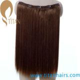 European Human Remy Hair Clip in Hair Extension