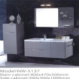 Wholesale PVC Bathroom Vanity Cabinet with Side Cabinet