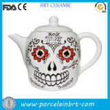 Oriental Unique Skull Handmade Tea Pot