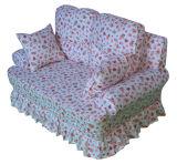 Luxury House Kids Bedroom Furniture/Children Fabric Sofa (SXBB-287)