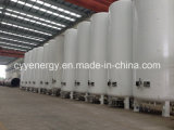 High Quality Low Pressure Cryogenic Storage Liquid Oxygen Nitrogen Argon Carbon Dioxide Tank