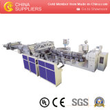 PC PMMA Hollow Board Extrusion Production Machinery