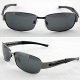 Meatl Designer Fashion Sport Polarized Sunglasses with UV400 (14225)