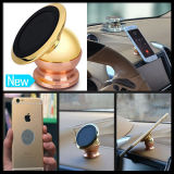 Smartphone Mobile Cell Phone Metal Universal Magnetic Car Mount Kit Sticky Stand Holder