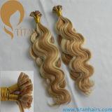 27#-613# Pre-Bonded Flat-Tip Human Hair Extension