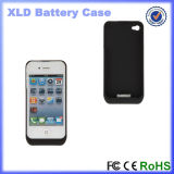3000mAh External Backup Battery Charger Protect Case Cover for iPhone 4S (OM-PW4Sb)