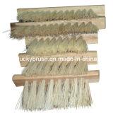 Sisal Hemp Material Woodworking Machinery Polishing Brush (YY-027)