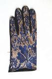 Lady Fashion Leather Gloves (JYG-21009)