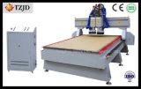 Heavy-Duty Servo Motor VAC-Absorp CNC Wood Router