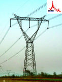 Double Circuit Angle Power Transmission Steel Tower
