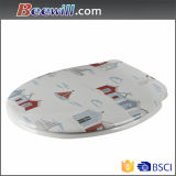 Decorative Fashion Style Custom Toilet Cover