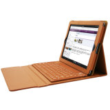 3 Folding Leather Protective Case Bluetooth Keyboard for iPad Air