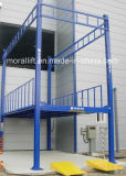 Four Post Hydraulic Car Parking Lift for Home Use