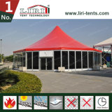 15m Luxury Party High Peak Marquee with PVC Roof