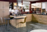 Wholesale Solid Wood High Quality Standard Kitchen Cabinet #261