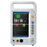 7 Inch Multi-Parameter Portable Patient Monitor with CE (8000A)