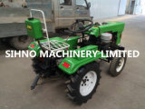 Small Household Mini Tractor Rear Small-Size 4-Wheel Tractors Rotary Cultivator