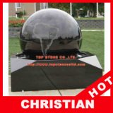Stone Ball Fountain Rolling Sphere Fountain Globe Fountain