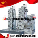 Flexograhic High Speed Label Printing Machine