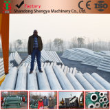 Best Selling Prices Concrete Poles Manufacturing Plant in China