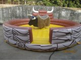 Newest Inflatable Rodeo Bull Game Mechanical Bull Riding