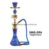 Large Elephant Luxury Hookah Smoking Pipe Wholesale Best Quality Glass Shisha Hookah Lounge Furniture