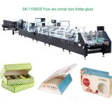 Automatic High Speed 4-6 Corner Collapsible Boxes Folder Gluer (GK-1100GS)