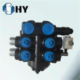 2 spool Hydraulic control valve 2 way Hydraulic safety valve