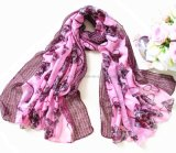 Fashion Voile Scarf for Women
