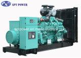 Compact 1250kVA Electric Diesel Generator Set Powered by Cummins Engine