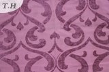 Purple PC Dyed Viscose Hote Sale Chenille Fabric (fth31944)