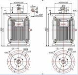 10kw 200rpm Low Speed Vertical Permanent Magnet Wind Generator