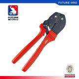Power Saving Crimping Pliers for Non-Insulated Flag Type Terminals