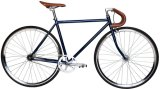 Lugged Fork Chromoly Frame Single Speed Bike