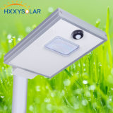 Wireless Integrated 6W-120W Solar Street Light with Security Camera