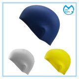 Silicone Material Swimming Cap and Goggles to Protect Ears