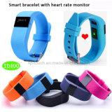 2016 Waterproof Smart Bracelet for Fitness Tracking (ID100)