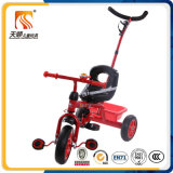 2016 Cheap Kids Plastic Bike with Handle From China