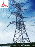 220 Kv Power Transmission Lattice Tower with Single Circuit