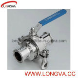 Stainless Food Grade Clamp Ball Valve