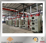 Motor Tyre Tire Press Molding Machine with Ce, BV, SGS Certification
