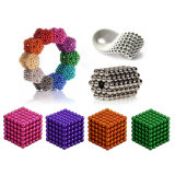 3/5mm Colorful Neocube in 216 PCS Magnets